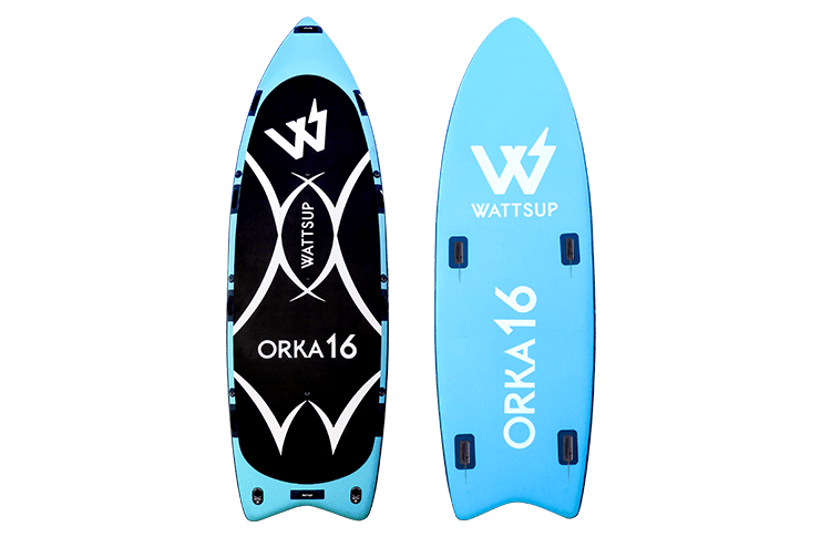 Watt Sup Orka 16